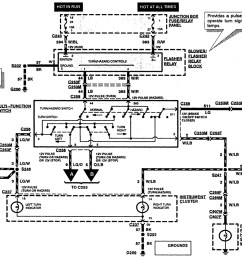 97 ford turn signal switch wiring wiring diagram view 97 f150 wiring harness wiring diagram database [ 1221 x 900 Pixel ]