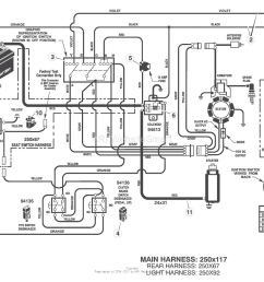 wiring diagram for a craftsman riding mower get free image about craftsman riding mower wiring schematic [ 1180 x 929 Pixel ]