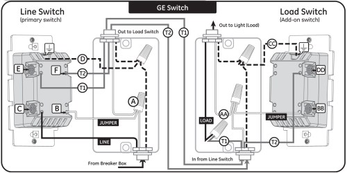 small resolution of ge dimmer switch wiring wiring diagram database 3 way switch wiring diagram adding schematic