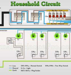 house wiring in series circuit wiring diagram structure house wiring in series circuit wiring diagram sample [ 1730 x 1100 Pixel ]