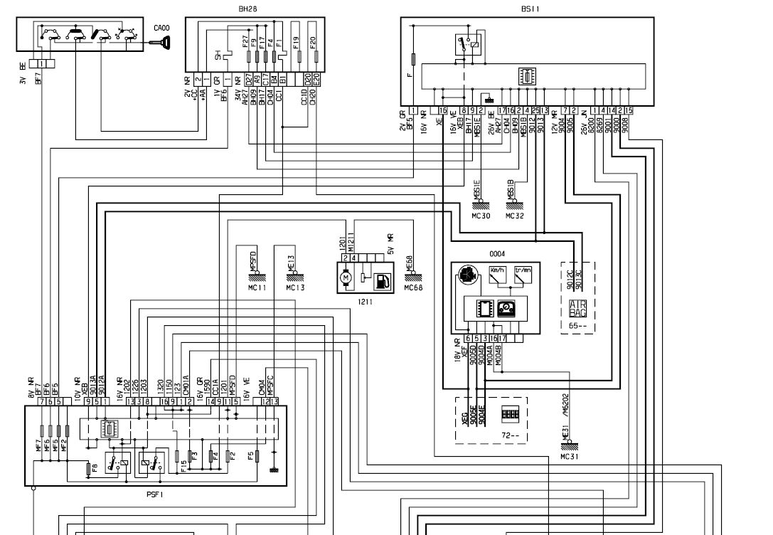 small resolution of citroen c4 central locking wiring diagram wiring library electrical wiring diagrams for dummies citroen c4 wiring diagram pdf