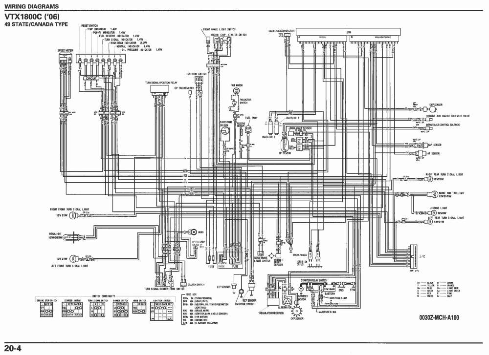 medium resolution of honda gl 1800 wiring data schematic diagram wiring diagram 2002 gl1800
