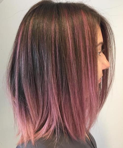 40 Pink Hair Ideas Unboring Pink Hairstyles To Try In 2020