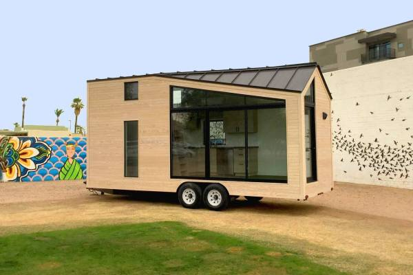 The Nest Tiny House Vacation In Pheonix