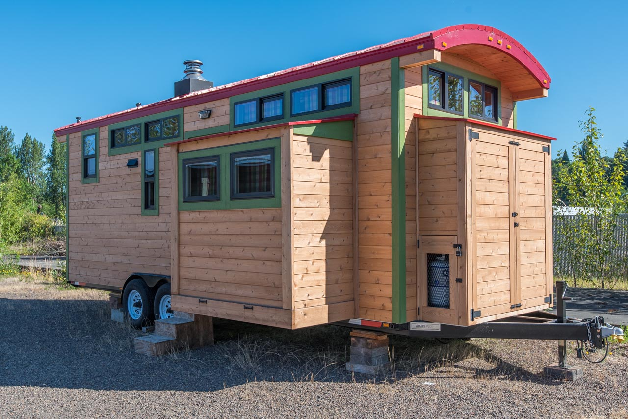 Tiny House Plans For 5th Wheel Trailer