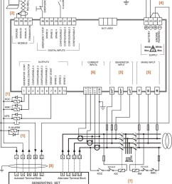 3 pole transfer switch wiring diagram collection [ 1200 x 1425 Pixel ]