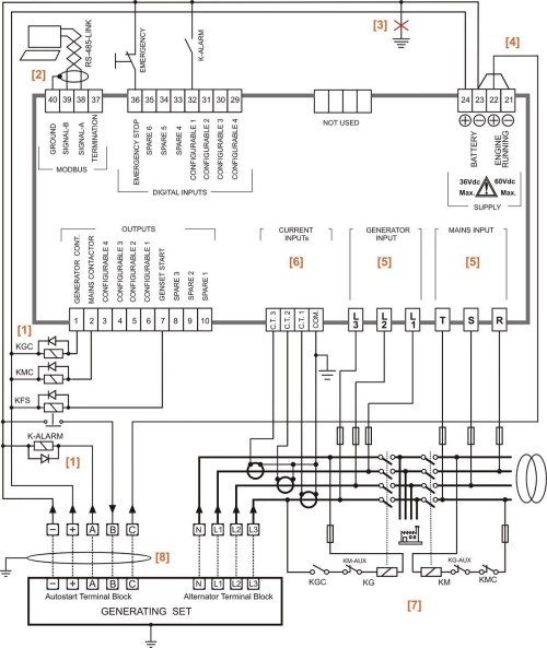 small resolution of 3 pole transfer switch wiring diagram collection