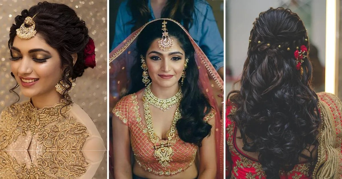 5 absolutely stunning bridal hairstyles to go with a