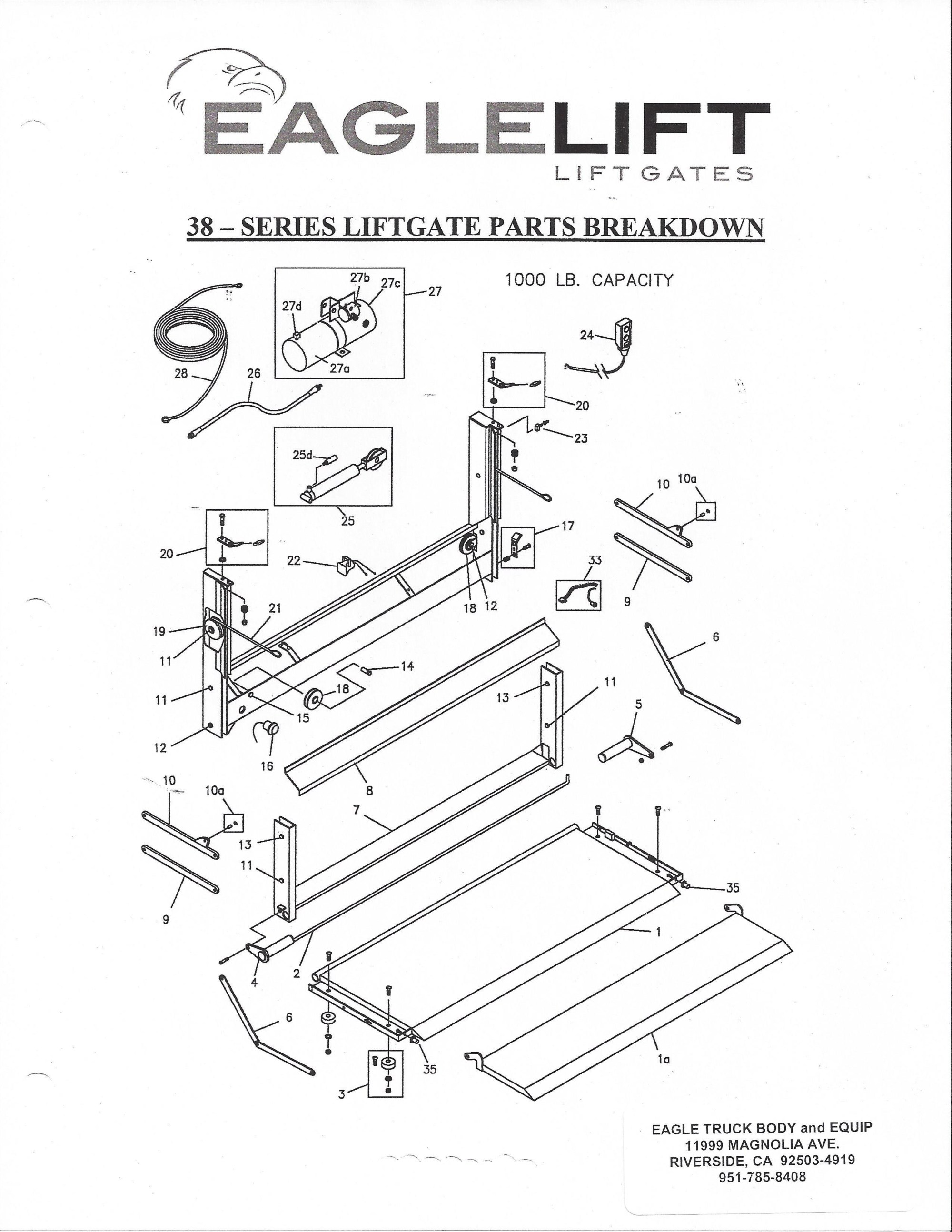 hight resolution of collection of tommy liftgate wiring diagram sample