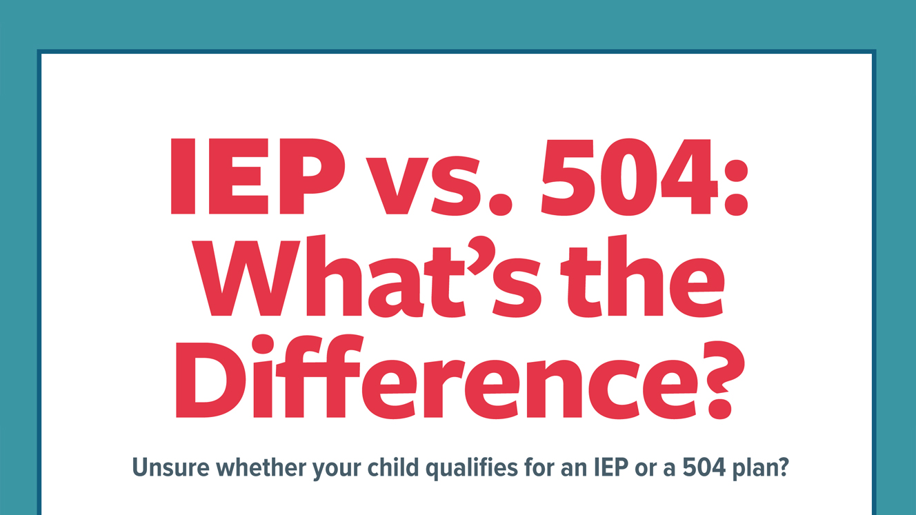 also iep vs school laws  learning accommodations rh additudemag
