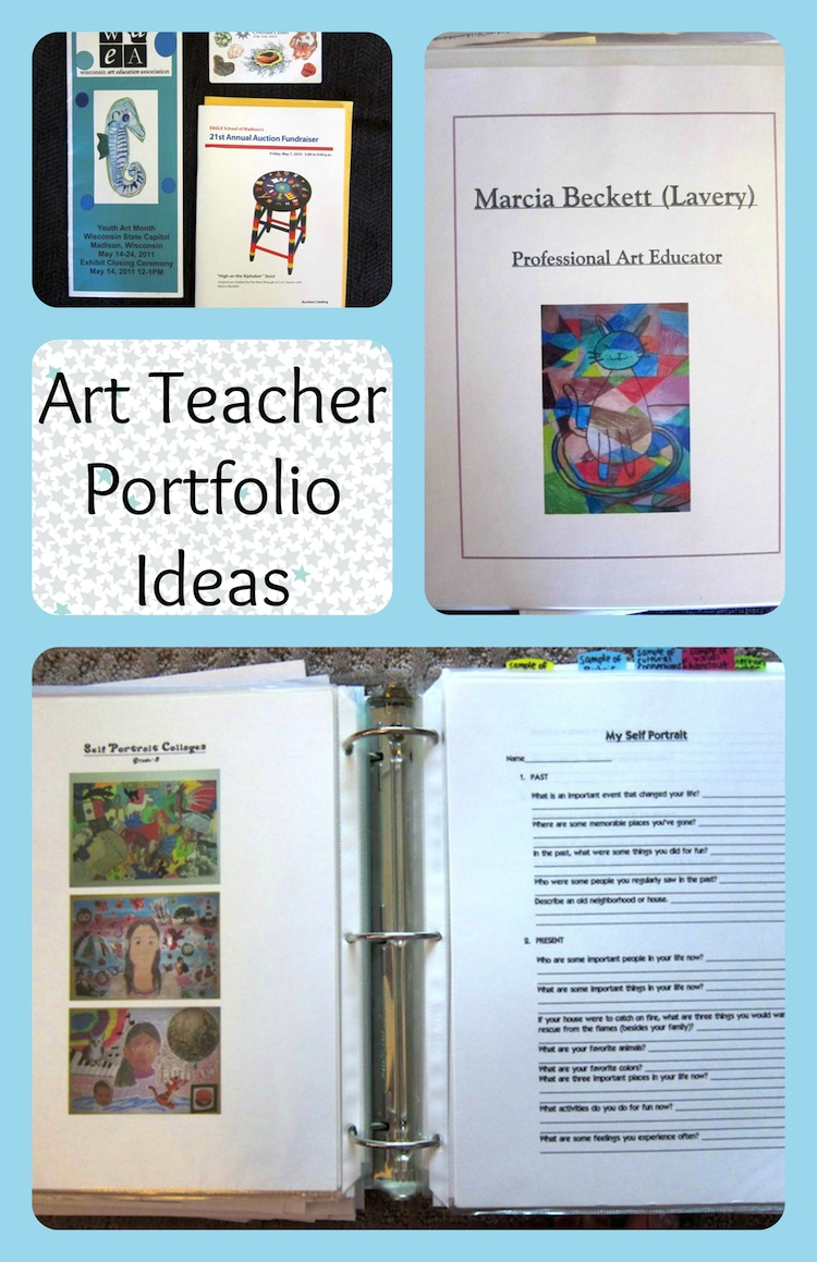 Art Teacher Portfolio Ideas For An Interview – Art Is