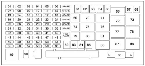 small resolution of 2008 hyundai elantra fuse box diagram