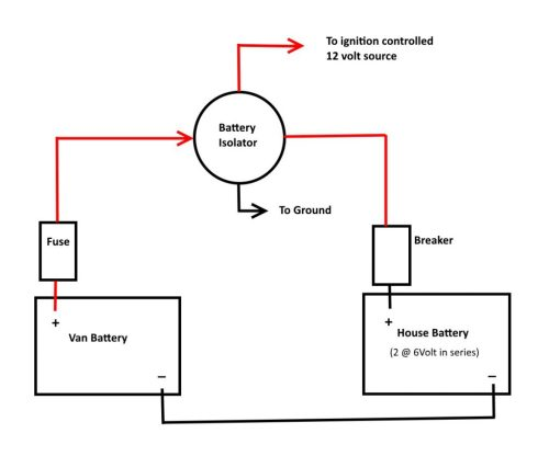 small resolution of rv battery disconnect switch wiring diagram 12 volt charging system diagram