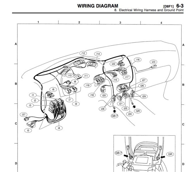 Wiring Diagram For 2005 Dodge Neon – The Wiring Diagram