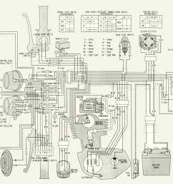 honda ct90 wiring diagram [ 2724 x 1955 Pixel ]