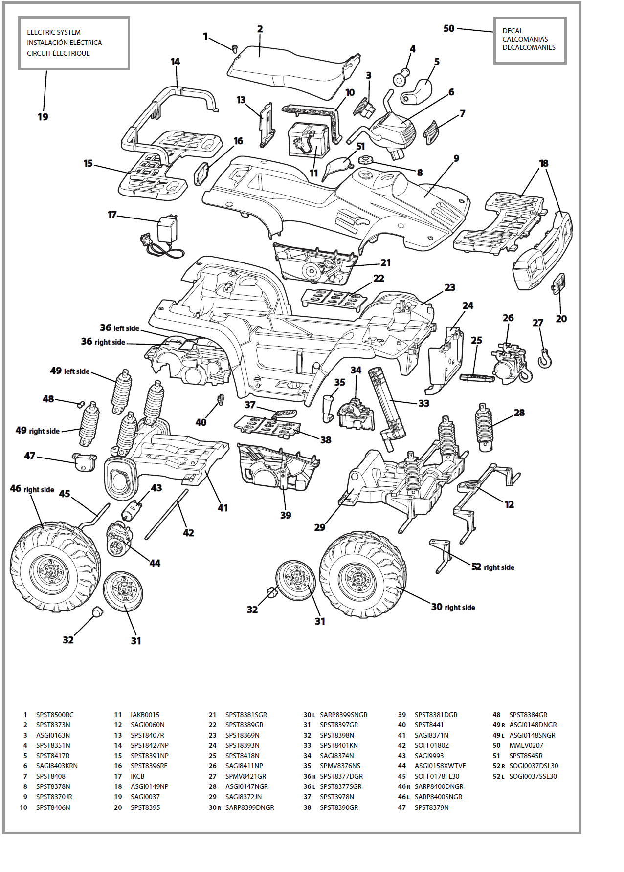 hight resolution of polaris sportsman 700 yellow igod parts