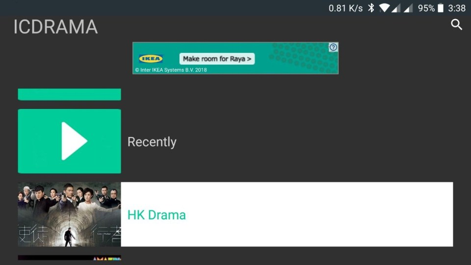 How to Watch Icdrama Using RSS Player on Mi Box / Other Android TV OS Devices | | M3nghua.com
