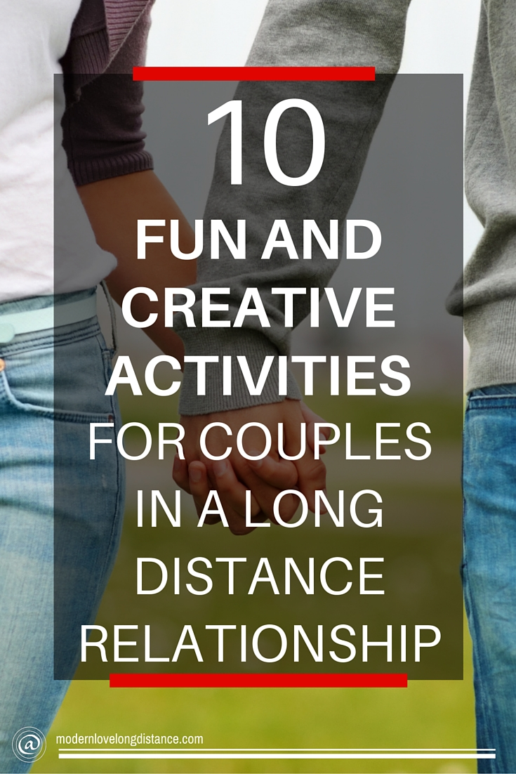 10 Fun Long Distance Relationship Activities For Couples