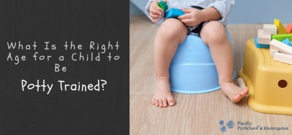What Is the Right Age for a Child to Be Potty Trained ...