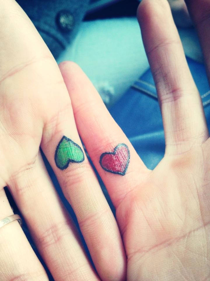Couple Tattoos Tumblr