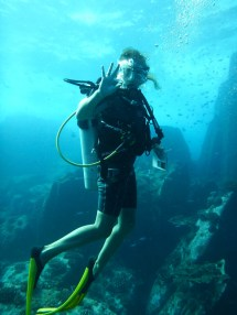 Diving Seychelles Time - Mama