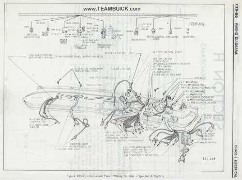 small resolution of 1967 buick wiring diagram wiring diagram database 1967 buick skylark fuse box diagram