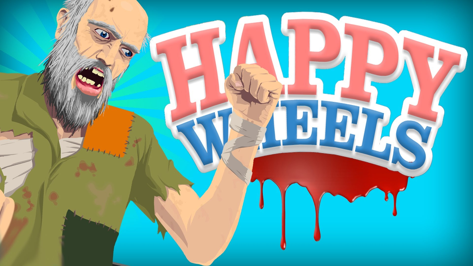 Happy Wheels The Internet S Most Popular Game