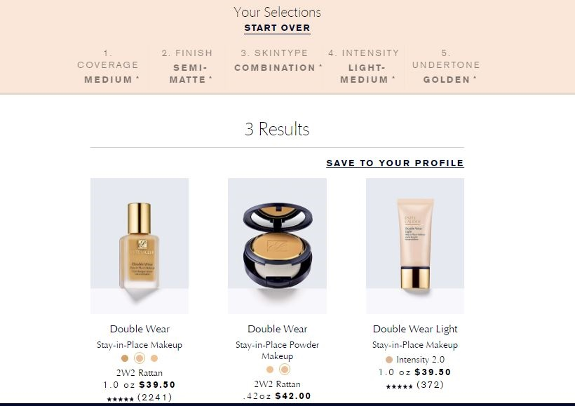 Estee lauder double wear foundation shade finder also review shades explained how to pick the rh tipsfornaturalbeauty