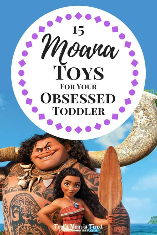 15 Moana Toys And Gift Ideas For Obsessed Toddlers Toot