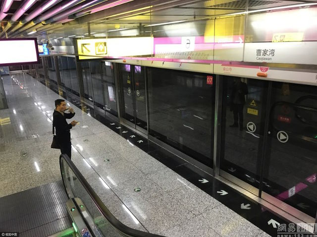 China Builds Subway Station In The Middle Of Nowhere