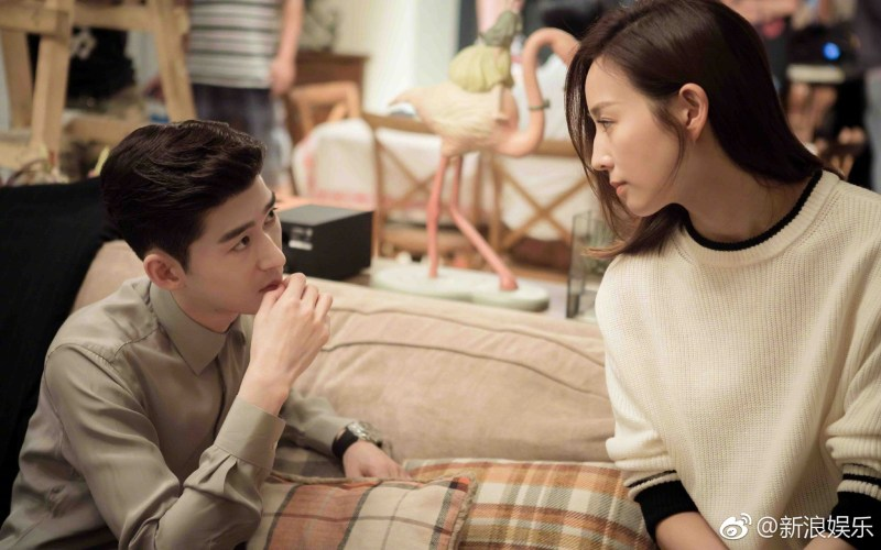 Zhang Han Janine Chang Get Involved In An Office Romance In