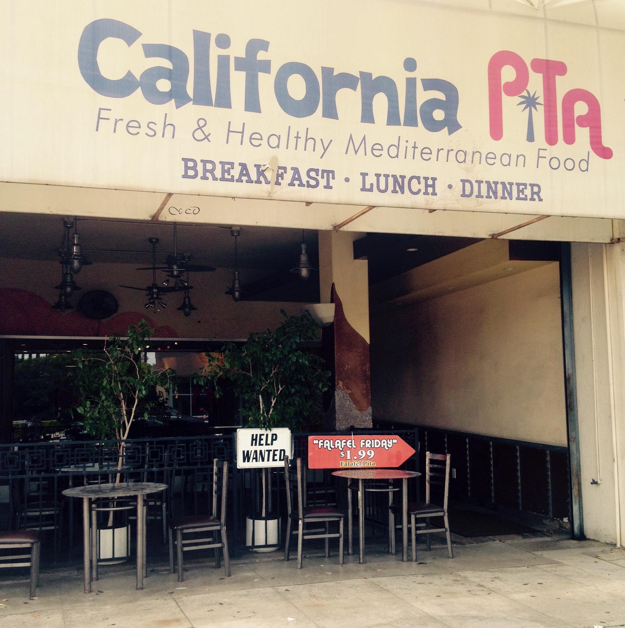 California Pita Kitchen Sherman Oaks Ca  Wow Blog