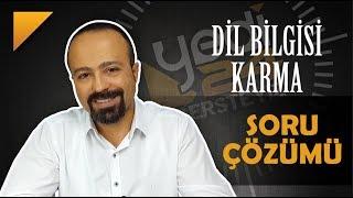 1 - Karma Dil Bilgisi - SORU ÇÖZÜMÜ / ″YKS-KPSS″, Önder Hoca