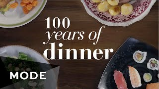 100 Years of Family Dinners ★ Glam