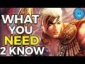 CU CHULAINN: WHAT YOU NEED TO KNOW (SMITE - NEW GOD!)