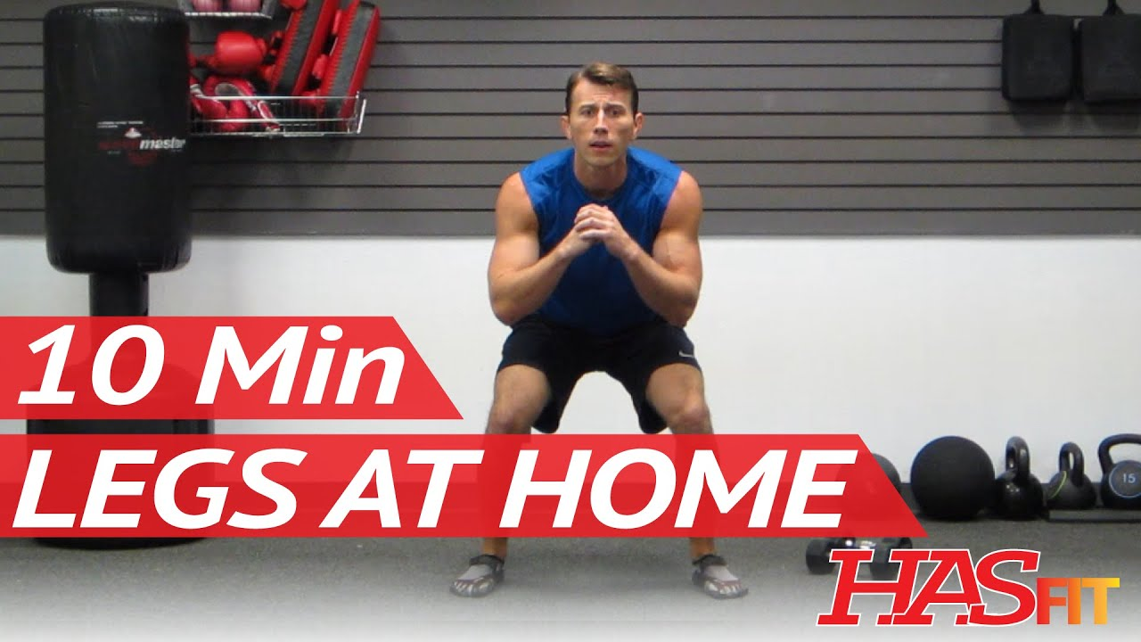 best leg workout exercises for men