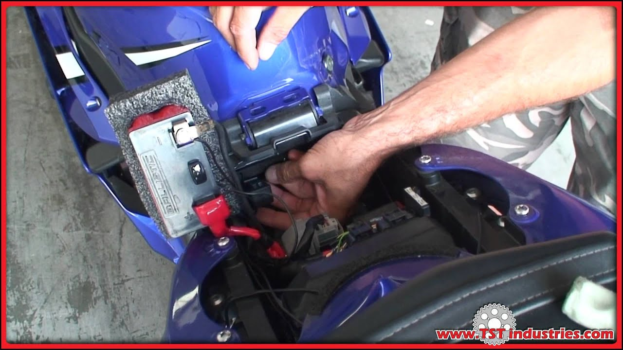 Yamaha V Star 650 Classic Wiring Diagram 2006 2007 Yamaha R6 Led Flasher Relay Installation Diy