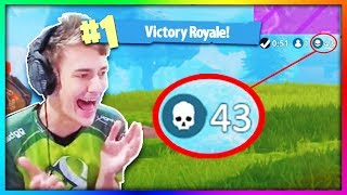 5 rs Who Broke World Records in Fortnite: Battle Royale (Ninja, Dakotaz, Muselk)