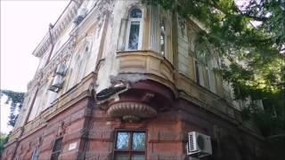 Разруха и красота Одессы. Архитектура . Architecture of Odessa.