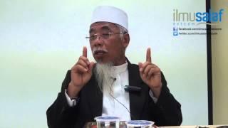 Ustaz Rasul Dahri - Doa Iftitah yang Sahih
