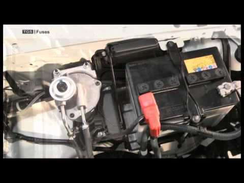 Air Horn Relay Wiring Location Of Fuse Boxes On A Toyota Land Cruiser 70 Series