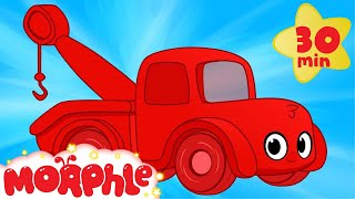 My Magic Tow Truck Morphle - My Magic Pet Morphle Vehicle For Kids