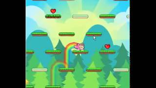 Happy hop online flash game score 76