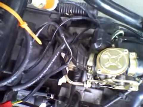 110cc Atv Ignition Wiring Diagram 49cc Peace Taotao Wont Start Youtube