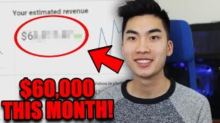 Top 5 rs WHO REVEALED HOW MUCH THEY EARN! (Ricegum, Faze Adapt & More)