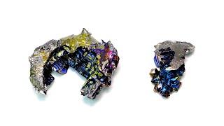 Making metal crystals from Pepto-Bismol