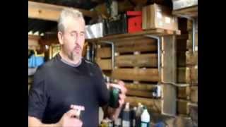 L'huile de lin : l'entretien du bois écolo fabrication de vernis coloré