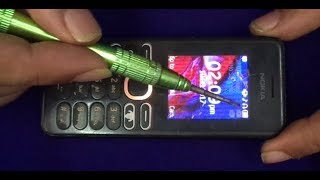 Microsoft -nokia (rm -944) NOKIA -108 headphone mode problem, How To Fix