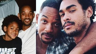 In A T.earful Tribute To His Oldest Son, Will Smith Opened Up About His True Feelings
