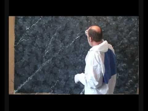 Azulejo Marmol Negro